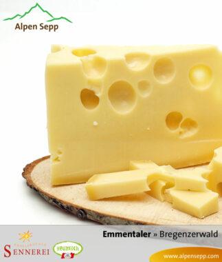 Emmentaler aus Heumilch vom Alpen Sepp