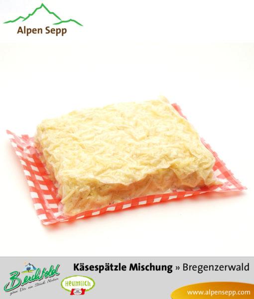 Käsespätzle Mischung vom Alpen Sepp