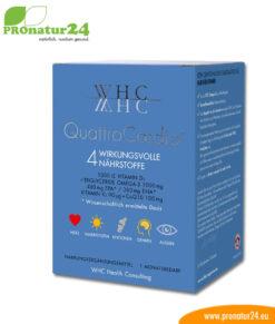 WHC Quattro Cardio Pastillen