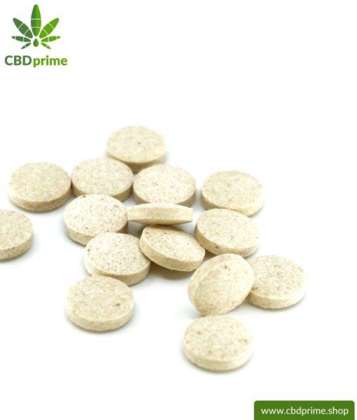 CBD Leckerlies für Katzen. Futterergänzung in Form von Tabletten / Pastillen für den Stubentiger.