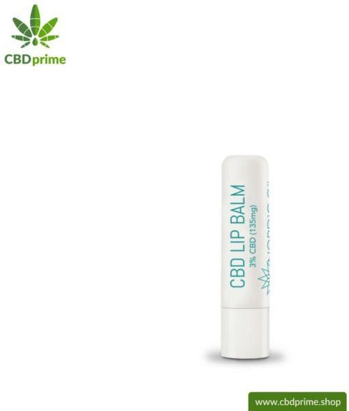 CBD LIP BALM. Lippenstift bzw. Lippenbalsam für die optimale Lippenpflege mit der Kraft der Cannabis Pflanze. Ohne THC.