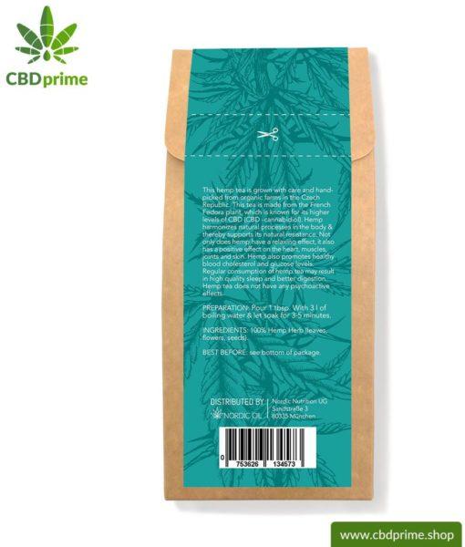 Extra CBD Hanf Tee, 35 Gramm mit 4 % CBD Anteil