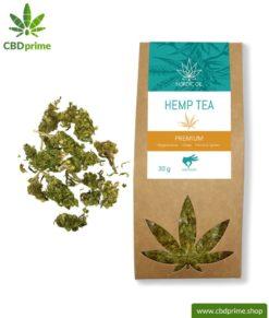 PREMIUM CBD Hanftee, 30 Gramm mit anteilig 1 % Cannabidiol und 0,2 % THC