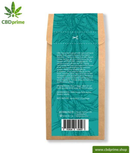 CBG Hanf Tee, 30 Gramm mit 1,8 % CBG