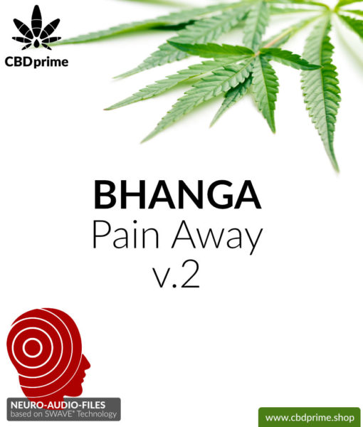 PainAway V2 der BHANGA Neuro-Audio-Files (30 Minuten, 320 kbps, 44 kHz, 72 MB)